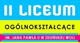II Liceum Ogólnokształcące im. Jana Pawła II  w Zduńskiej Woli